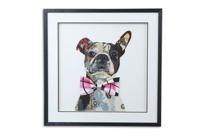 Picture of Pink Tie Frenchy