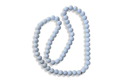 Picture of Decorative Bead String White