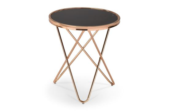 Picture of Rada Gold Side Table