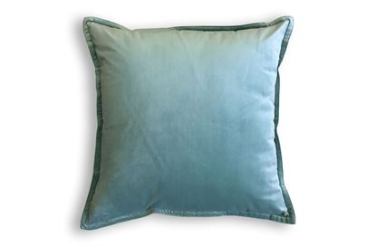 Picture of Mira Velvet Seafoam