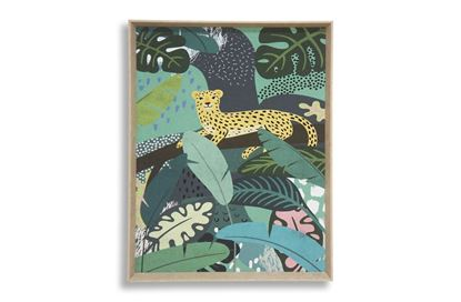 Picture of Jungle Leopard Print