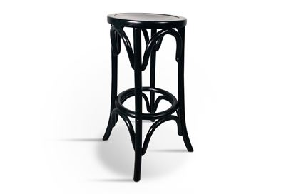 Picture of Webster 73cm Barstool Black