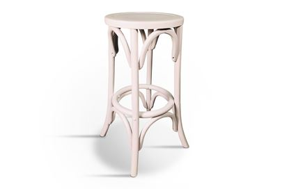 Picture of Webster 73cm Barstool White