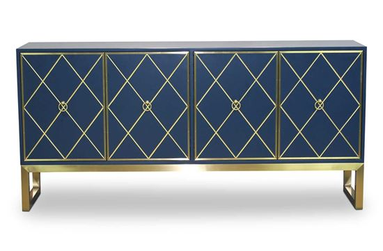 Picture of Cayman Sideboard Royal Gold