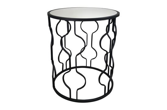 Picture of Atlantic Black Side Table Large