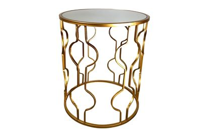 Picture of Atlantic Gold Side Table Large