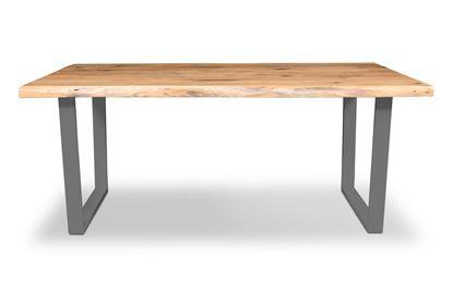Picture of Bondi 1800 Dining Table Black U Frame