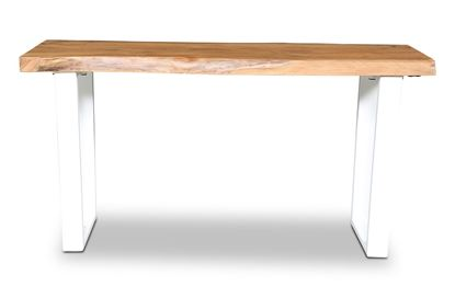 Picture of Bondi Console White U Frame