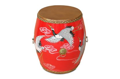 Picture of Red Crane Drum