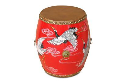 Picture of Red Crane Drum