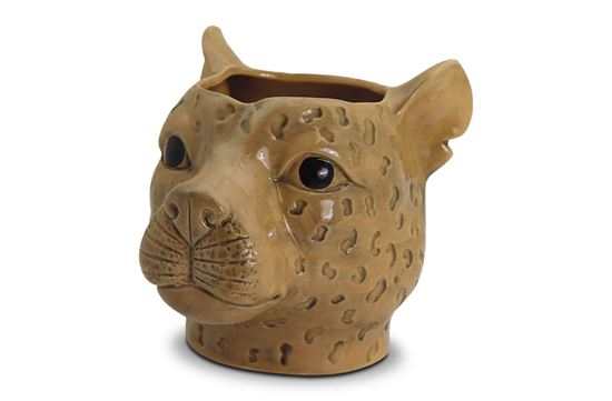 Picture of Leopard Planter
