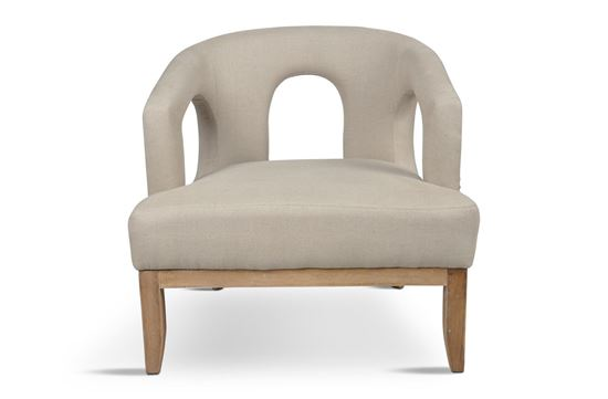 Picture of Chloe Occasional Chair Natural