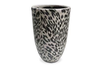 Picture of Leopard Vase 28cm