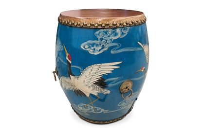 Picture of Blue Crane Drum
