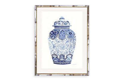 Picture of Dynasty Four Framed Print