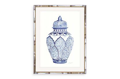 Picture of Dynasty Three Framed Print