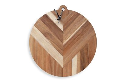 Picture of Raffia Serving Board