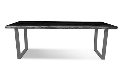 Picture of Brooklyn 2600 Dining Table Black U Frame