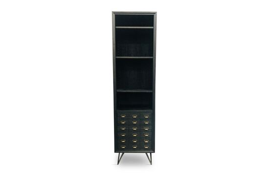 Picture of Yale Shelves Black
