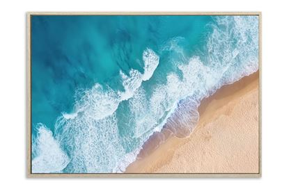 Picture of Beach Canvas