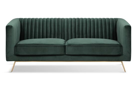 Picture of Mia 2 Seat Sofa Forest Gold Base