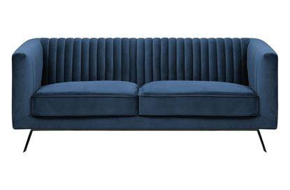 Picture of Mia 2 Seat Sofa Glacier Black Base