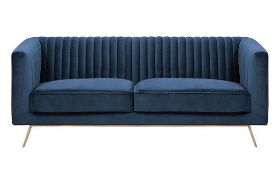 Picture of Mia 2 Seat Sofa Glacier Gold Base