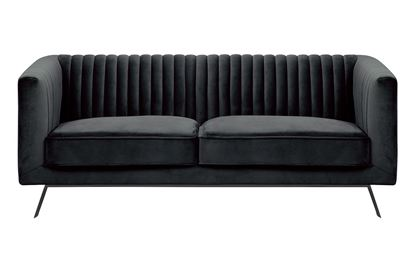 Picture of Mia 2 Seat Sofa Midnight Black Base