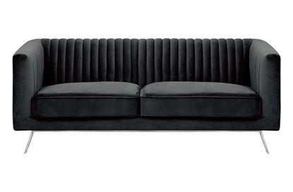 Picture of Mia 2 Seat Sofa Midnight Silver Base