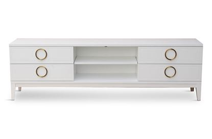 Picture of Stella Entertainment Unit White