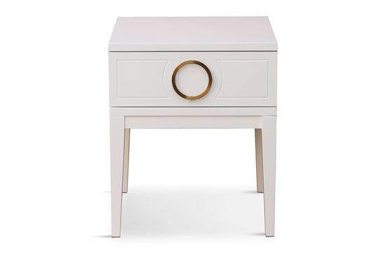 Picture of Stella Side Table White