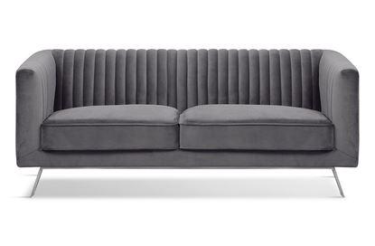 Picture of Mia 2 Seat Sofa Phantom Silver Base