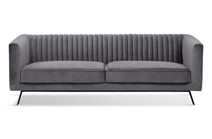 Picture of Mia 3 Seat Sofa Phantom Black Base