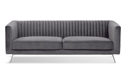 Picture of Mia 3 Seat Sofa Phantom Silver Base