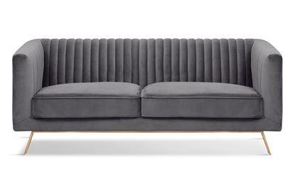 Picture of Mia 2 Seat Sofa Phantom Gold Base