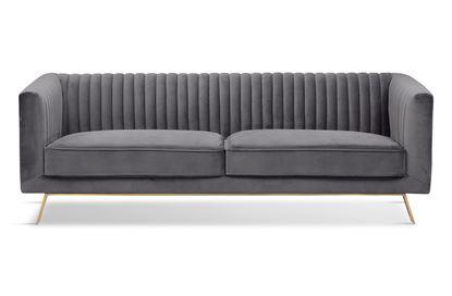 Picture of Mia 3 Seat Sofa Phantom Gold Base