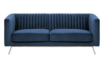 Picture of Mia 2 Seat Sofa Royal Gold Base