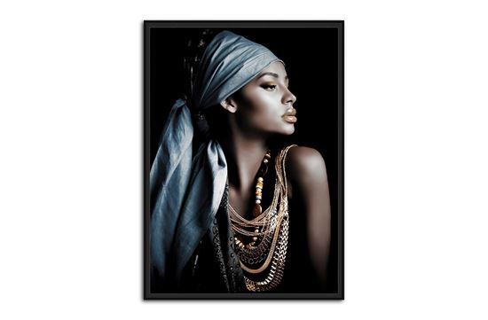 Picture of Aisha Blue 120 x 80 B/F