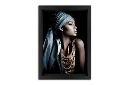 Picture of Aisha Blue 140 x 100 B/F