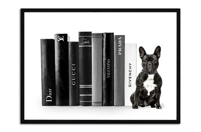 Picture of Fashion French Bulldog 95 x 130 B/F