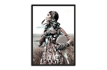 Picture of Freya 135 x 95 B/F