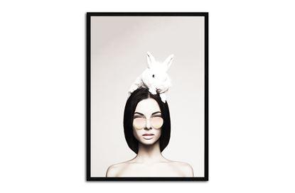 Picture of LA Bunny 95 x 65 B/F