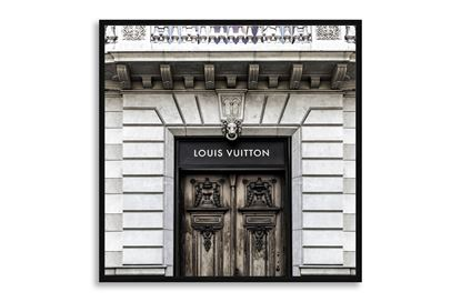 Picture of Louis Vuitton 35 x 35 B/F