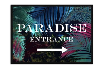 Picture of Paradise 45 x 60 B/F