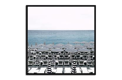 Picture of Summer Stripe 100 x 100 B/F