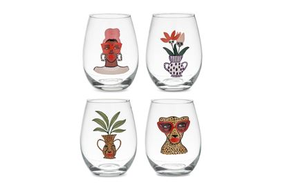 Picture of Jungle Tumblers set 4