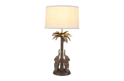 Picture of Elephant Lamp