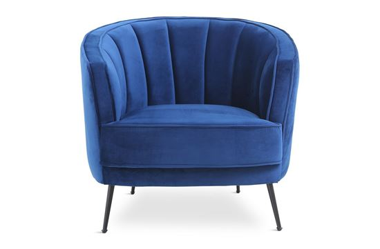 Picture of Georgie Royal Chair Black