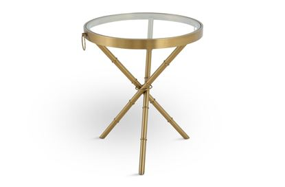 Picture of Kyoto Gold Side Table