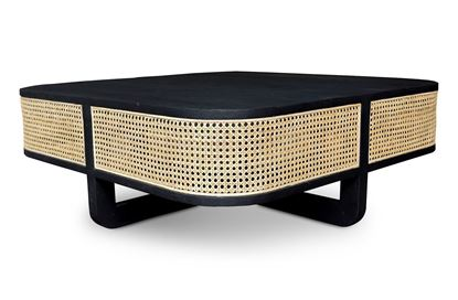 Picture of Eden Black Coffee Table